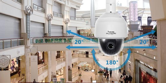 1080p HD 20x Zoom NEMA 4X IP66 Extreme Weatherproof PoE Plus Speed Dome Network Camera SD8363E