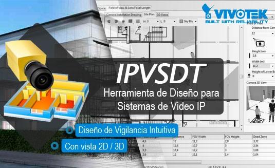 Herramienta de diseño para Sistemas de Video IP