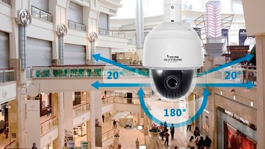 1080p HD 20x Zoom NEMA 4X IP66 Extreme Weatherproof PoE Plus Speed Dome Network Camera SD8363E