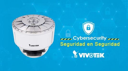 VIVOTEK - Colaborando en Cyber Protección